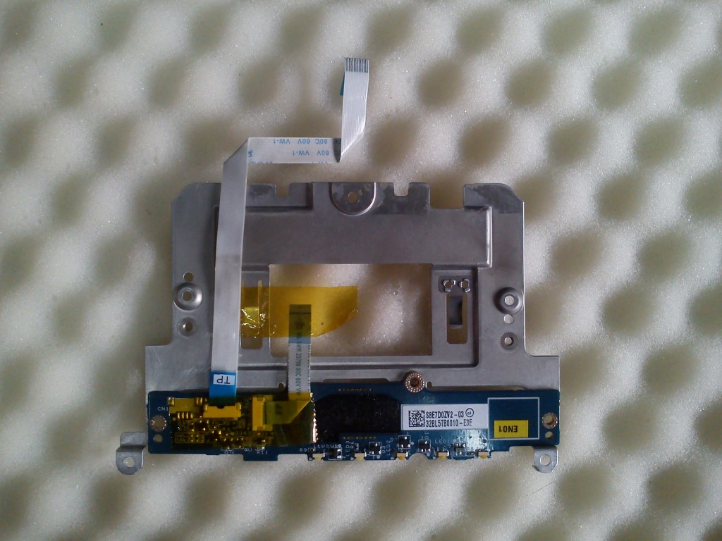 MOUSE BUTTONS BOARD 32BL5TB0010 FOR LAPTOP TOSHIBA  A300D