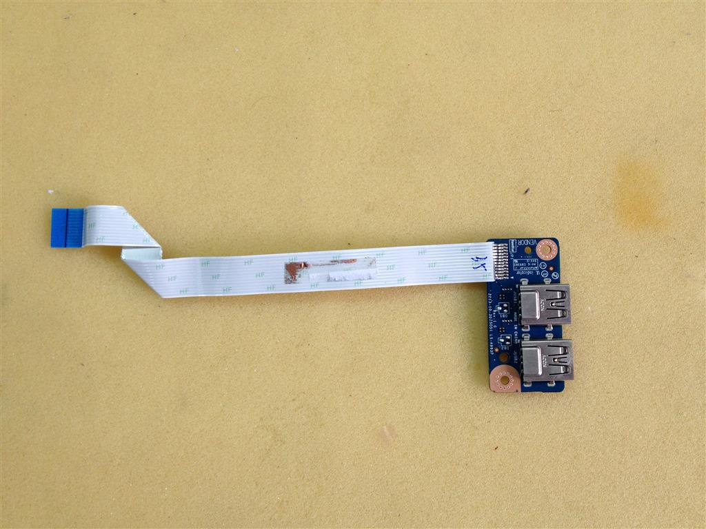 USB BOARD LS-A993P FOR LAPTOP HP 15-r127nv